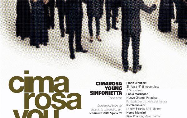 CIMAROSA YOUNG SINFONIETTA – GRAN CONCERTO 2019